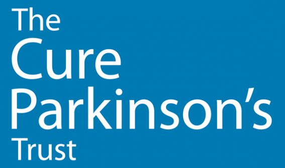 Cure Parkinson's Trust - Official Charity Partner